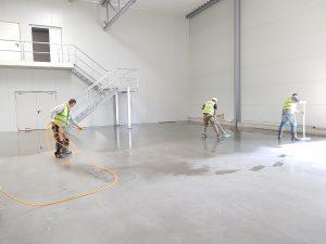 concrete flooring contractor